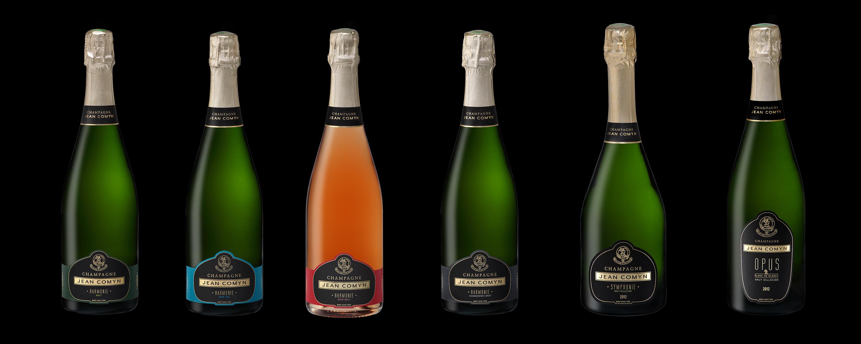 Gamme Champagne Jean Comyn