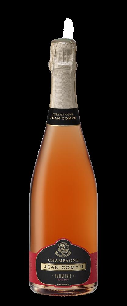 Champagne Jean Comyn Harmonie Rosé Brut